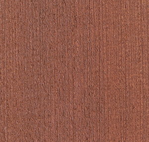 Swatch Sample for Seal Once Redwood Wood Finish